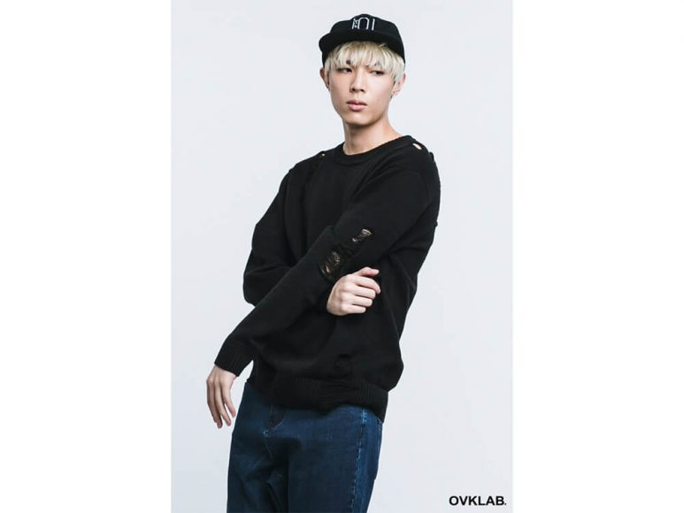 OVKLAB 16 AW Destroyed Knit Sweater (3)
