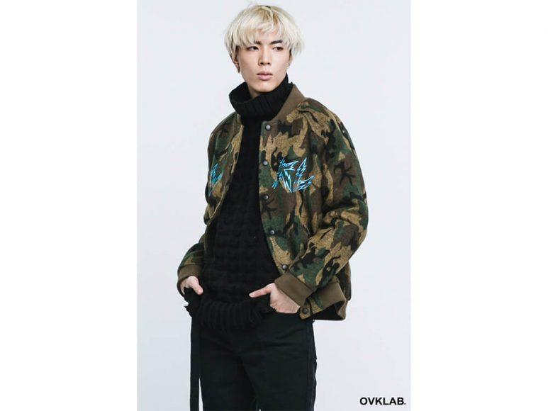 OVKLAB 16 AW Camo Varsity Jacket (3)