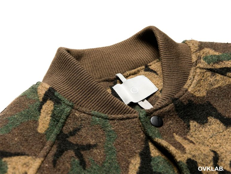 OVKLAB 16 AW Camo Varsity Jacket (5)