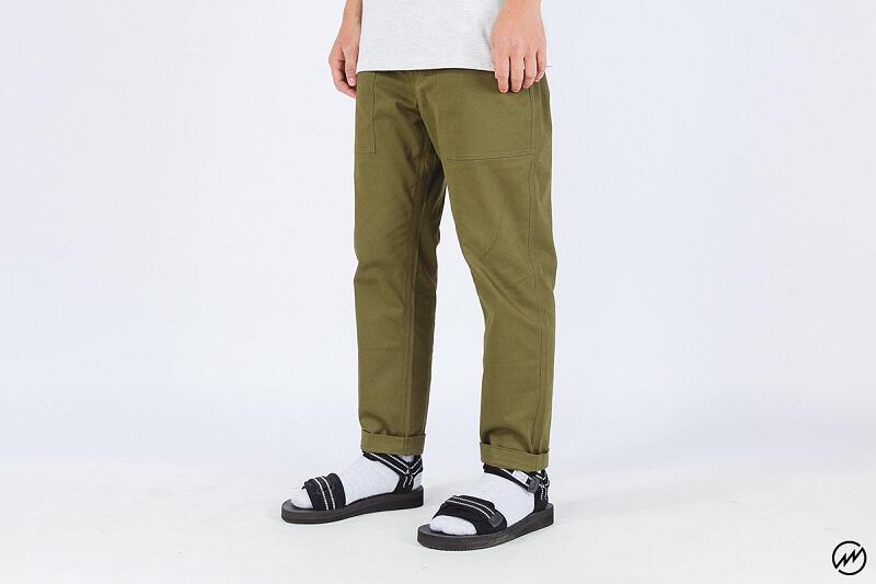 Mania 16 AW Cargo Pants (1)