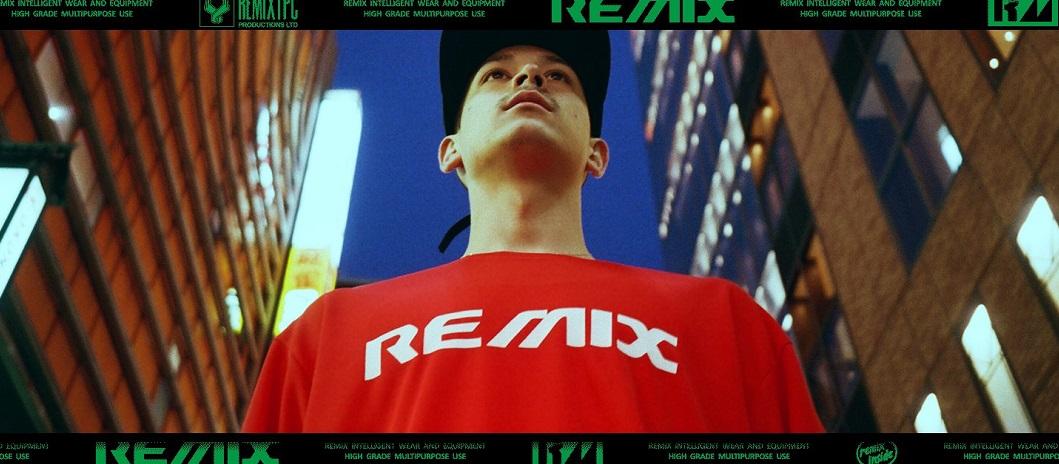 REMIX 18 S/S Lookbook Part.1