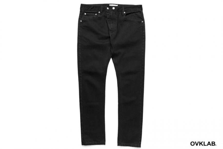 OVKLAB 16 SS Dyed Denim Skinny Jeans (1)