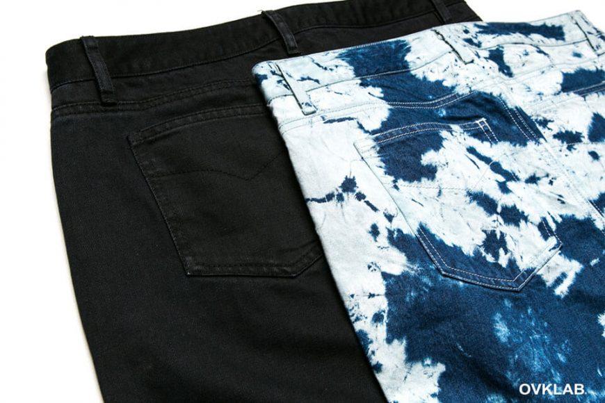 OVKLAB 16 SS Dyed Denim Skinny Jeans (4)