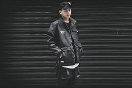 B-SIDE 16 AW Baws Urban Jkt (0)