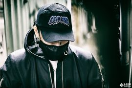 B-Side 16 AW Cotton Tape Cap (1)