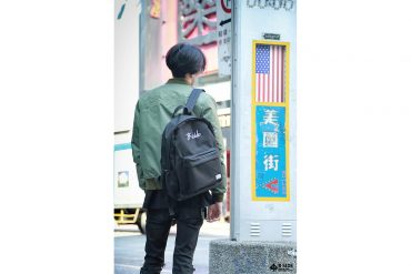 B-Side 16 AW Easy Backpack (1)
