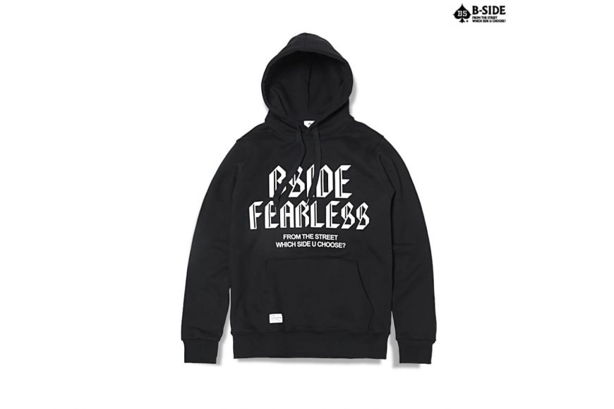 B-Side 16 AW Fearless Hooded (2)