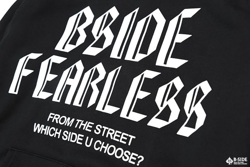 B-Side 16 AW Fearless Hooded (5)