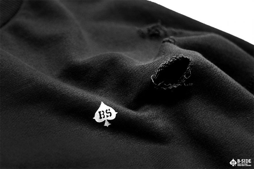 B-Side 16 FW BS Ripped Crewneck (4)