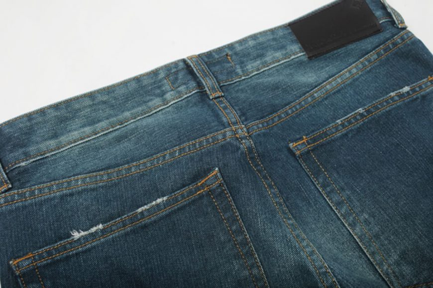 FrizmWORKS 16 AW Vincent Ankle Denim (13)