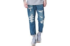 FrizmWORKS 16 AW Vincent Ankle Denim (2)