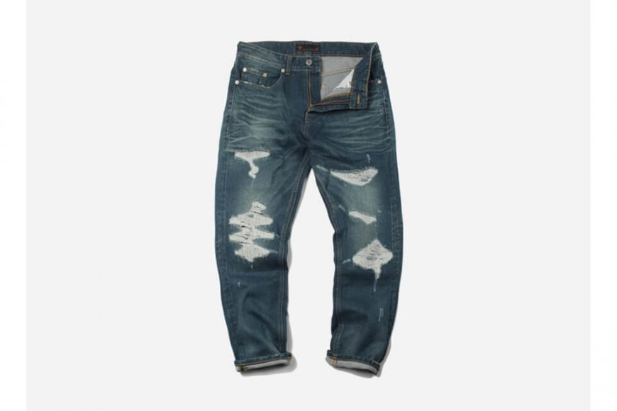 FrizmWORKS 16 AW Vincent Ankle Denim (3)