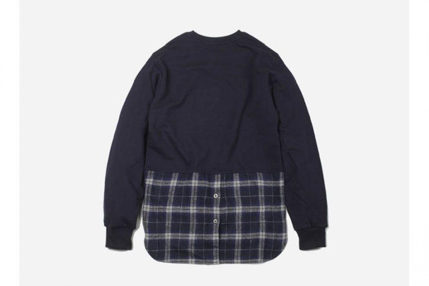 FrizmWorks 16 AW Check flannel Sweatshirt (10)