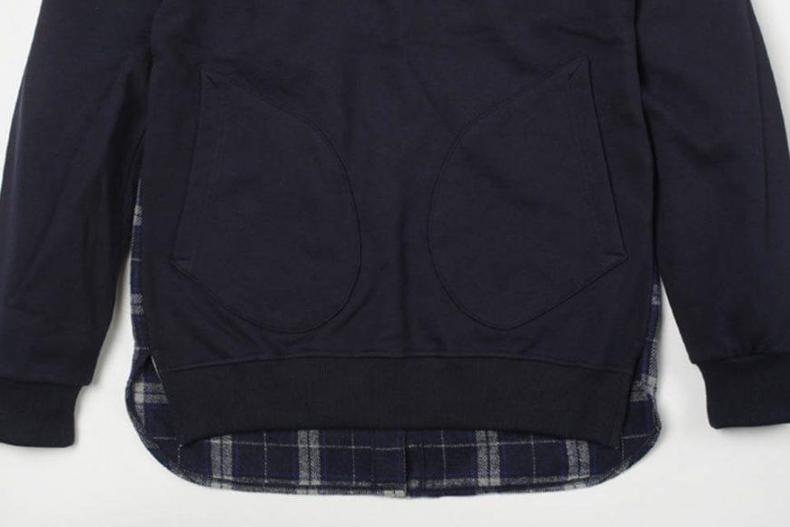 FrizmWorks 16 AW Check flannel Sweatshirt (12)