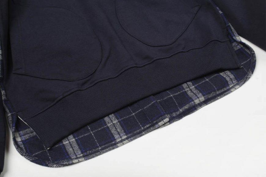 FrizmWorks 16 AW Check flannel Sweatshirt (13)
