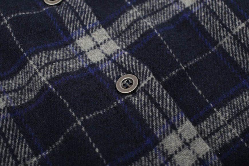 FrizmWorks 16 AW Check flannel Sweatshirt (15)