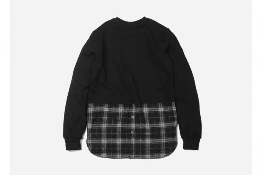 FrizmWorks 16 AW Check flannel Sweatshirt (3)