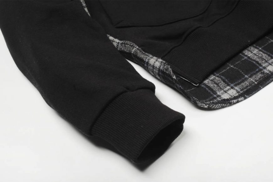 FrizmWorks 16 AW Check flannel Sweatshirt (6)