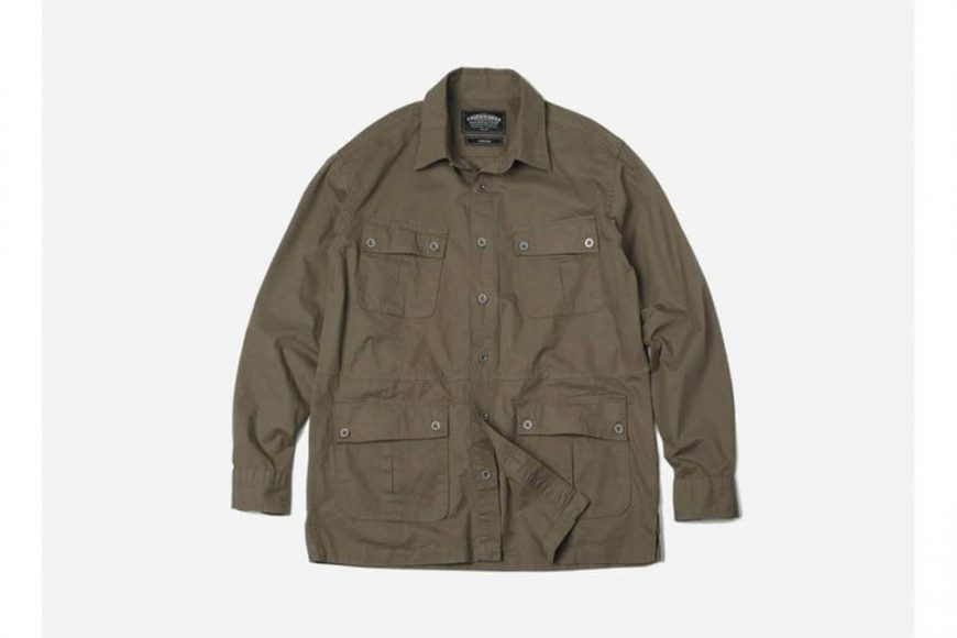 FrizmWorks 16 AW Jungle Fatigue Shirt Jkt (10)