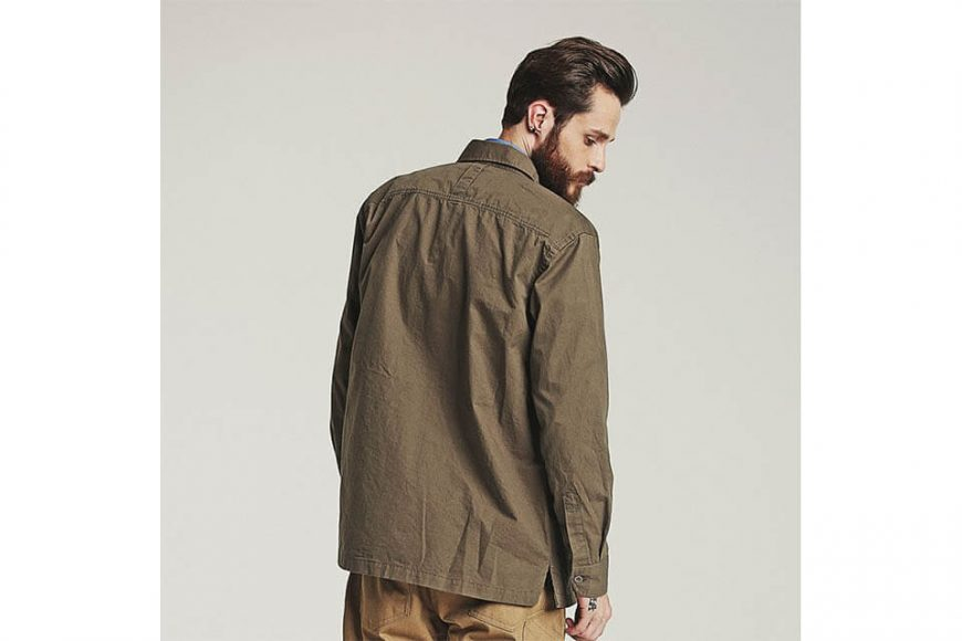 FrizmWorks 16 AW Jungle Fatigue Shirt Jkt (9)