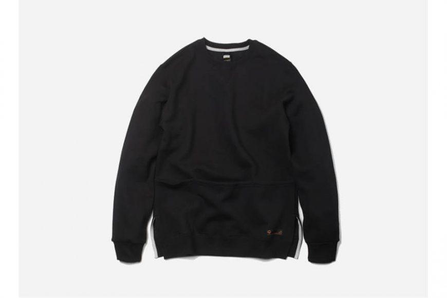 FrizmWorks 16 AW Kangaroo Sweatshirt (2)