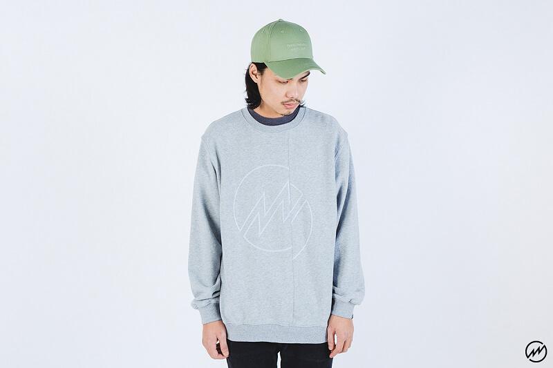 Mania 16 AW Big Lighting Sweatshirt (4)
