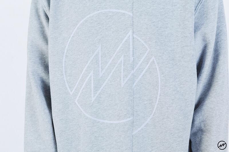Mania 16 AW Big Lighting Sweatshirt (5)