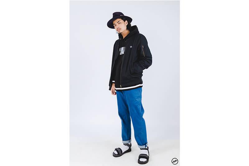 Mania 16 AW Linen MA1 Jacket (3)
