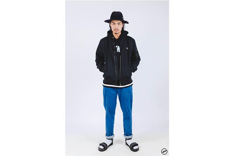 Mania 16 AW Linen MA1 Jacket (4)