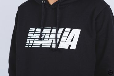 Mania 16 AW Logo Hoodie (4)