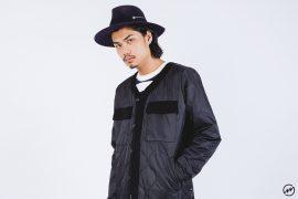 Mania 16 AW Pocket Liner Jacket (2)
