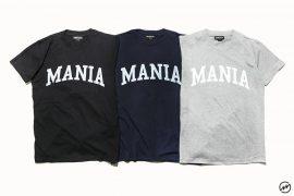 Mania 16 SS Athletlc Script Tee (1)