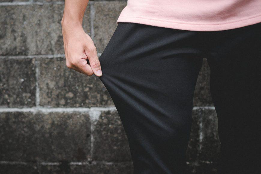 NextMobRiot 16 FW Elasticity Suit Capri Pants (3)