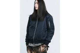 OVKLAB 16 AW B15 Flight Jacket (3)