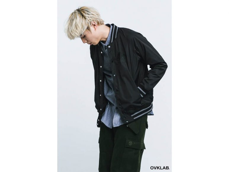 OVKLAB 16 AW Basic Baseball Jacket (3)