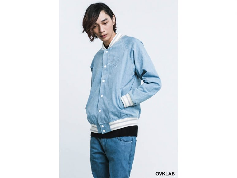 OVKLAB 16 AW Basic Baseball Jacket (5)