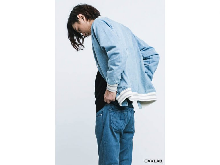 OVKLAB 16 AW Basic Baseball Jacket (6)