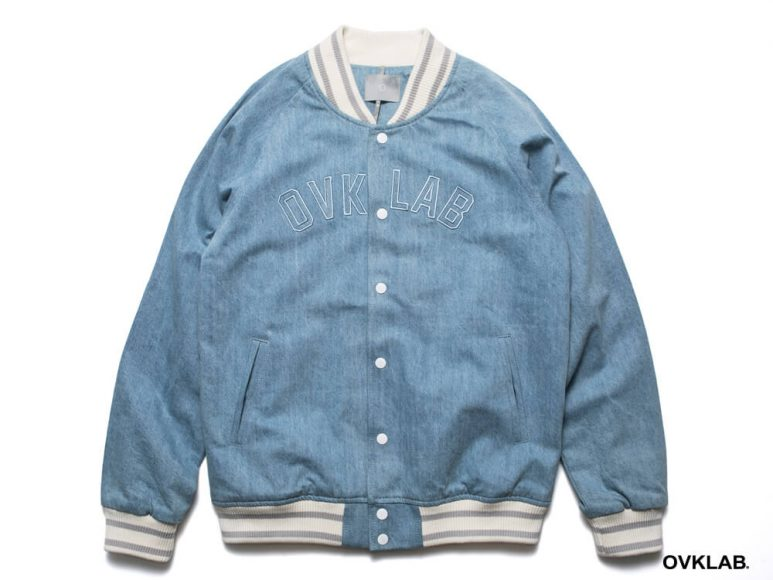 OVKLAB 16 AW Basic Baseball Jacket (8)