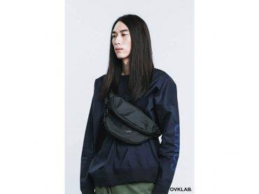 OVKLAB 16 AW Basic Waist Bag (4)