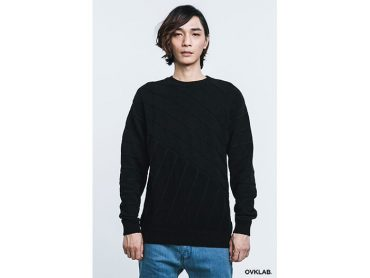 OVKLAB 16 AW Cable Knit Sweater (4)