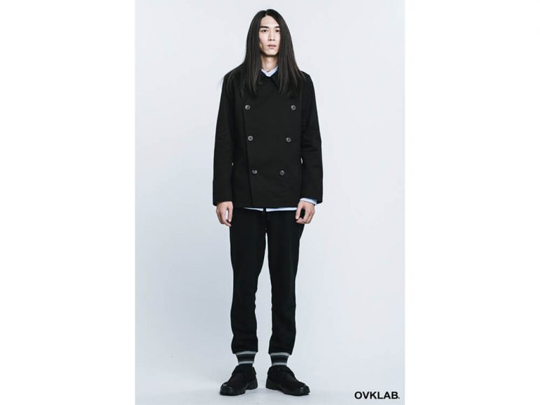 OVKLAB 16 AW Coffin Peacoat (1)
