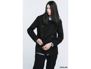 OVKLAB 16 AW Coffin Peacoat (2)