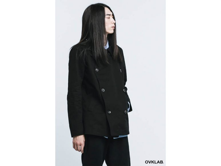 OVKLAB 16 AW Coffin Peacoat (3)