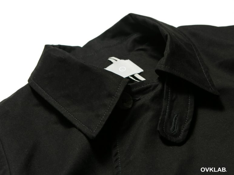 OVKLAB 16 AW Coffin Peacoat (5)