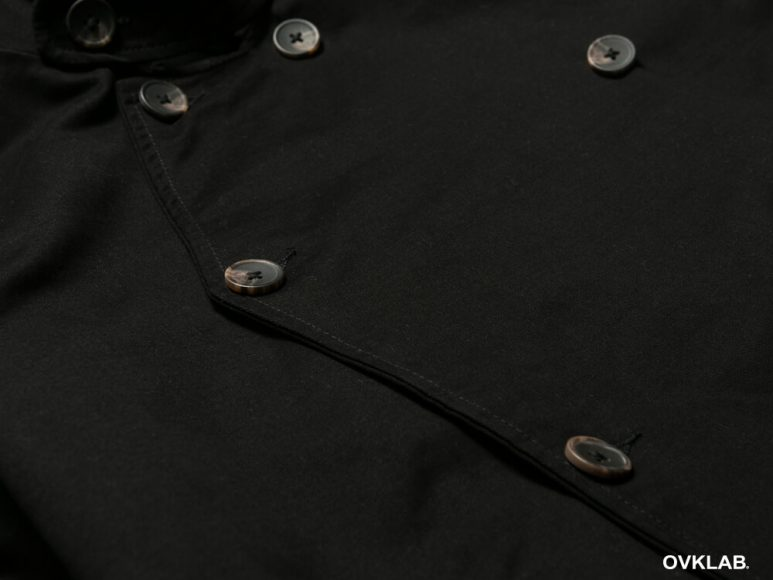 OVKLAB 16 AW Coffin Peacoat (7)
