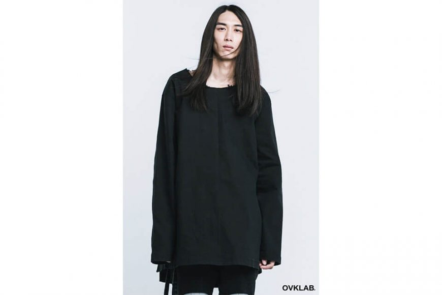 OVKLAB 16 AW Denim Pullover Shirt (5)