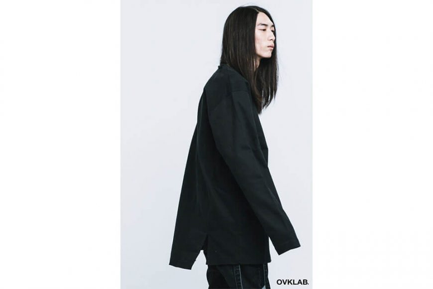 OVKLAB 16 AW Denim Pullover Shirt (6)