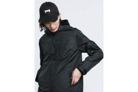 OVKLAB 16 AW Dracula Low Profile Cap (1)