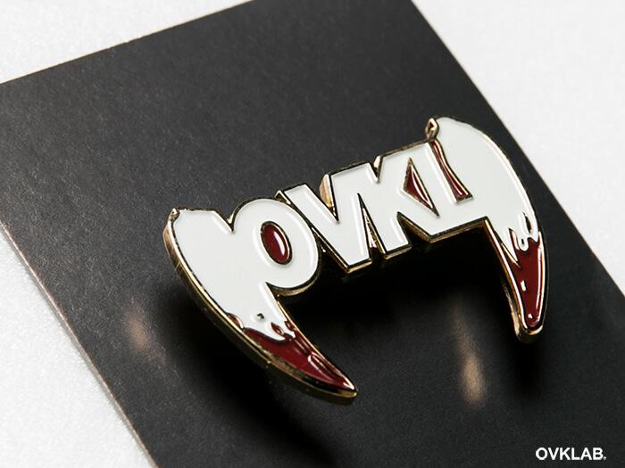 OVKLAB 16 AW Enamel Pin (3)