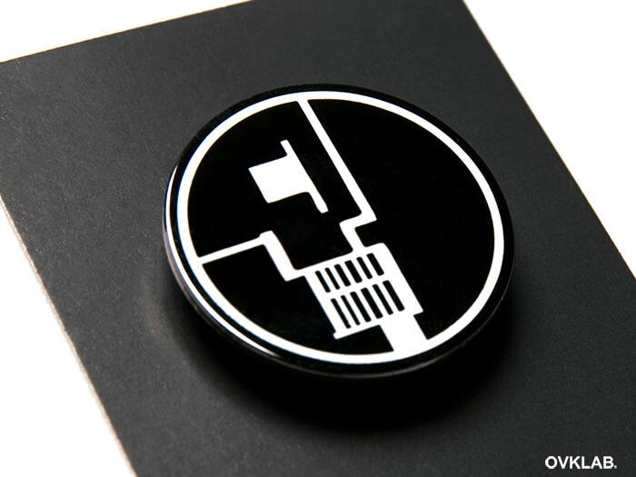 OVKLAB 16 AW Enamel Pin (9)